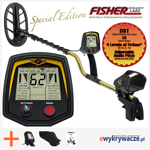 Fisher F75 11'' Special Edition