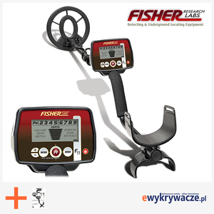 Fisher F11 7''